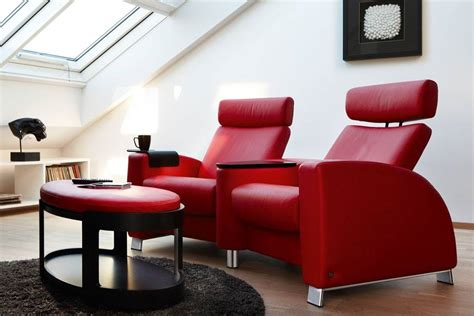 Stressless Canape 2 Places Cuir