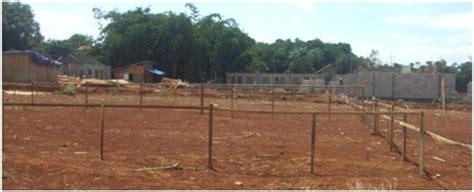 Pekerjaan Pembersihan Lahan pekerjaan pembangunan rumah rumah idolaku