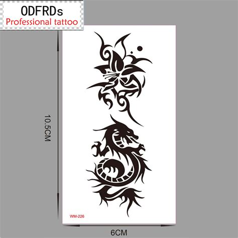 temporary tattoo tatoo for man woman waterproof stickers