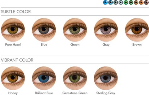 colored contact lenses westside optomerty