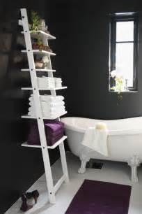 ikea ladder shelf balungen toilet brush holder white furniture