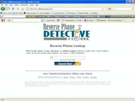 How To Do Phone Lookup For Free How To Do A Free Cell Phone Lookup