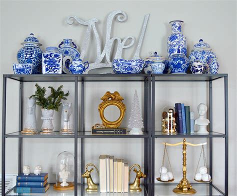 Decorating With Blue And White by Decorating With Blue And White Porcelain The Home I Create