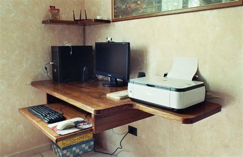 scrivanie a parete scrivania a parete armando belluti artigiano legno