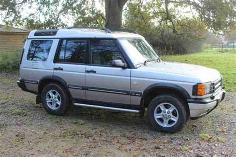 land rover discovery series 2 for sale 2001 land rover discovery series 2 td5 gs car for sale