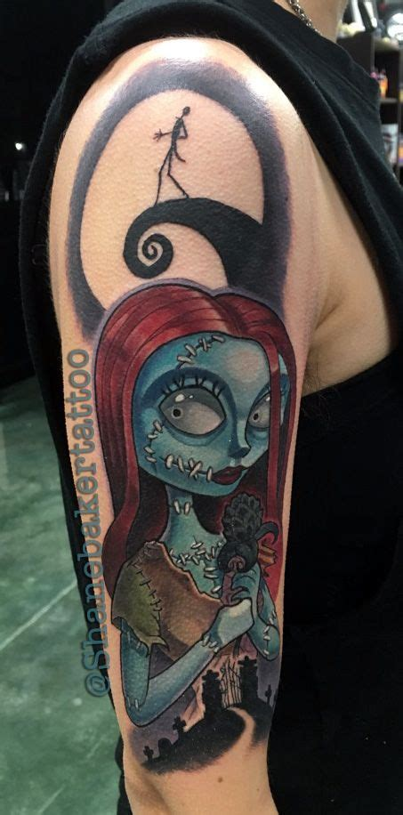 small nightmare before christmas tattoos 151 best skellington tattoos images on