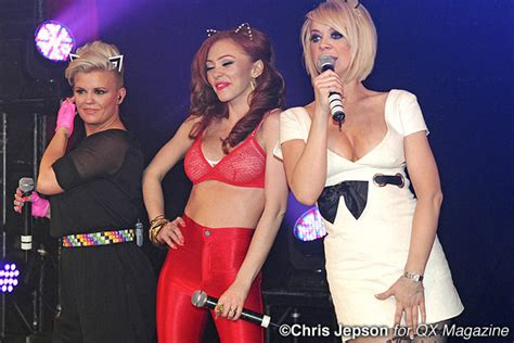 the big reunion teaming up with dj sarah young sophie g a y presents atomic kitten qx magazine