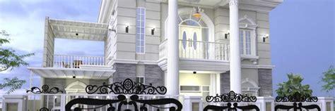 project  desain rumah klasik xm  lahan xm