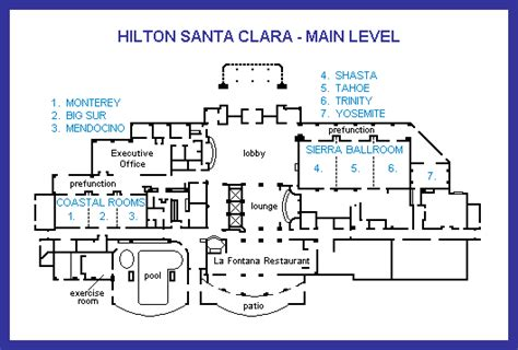 mission santa clara de asis floor plan hilton santa clara bed mattress sale
