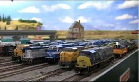 train layout animation a very animated n scale train layout video