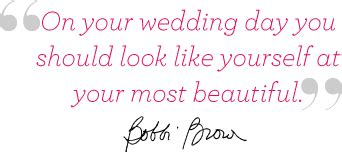 Wedding Hair And Makeup Quotes by Wedding Quotes For Quotesta