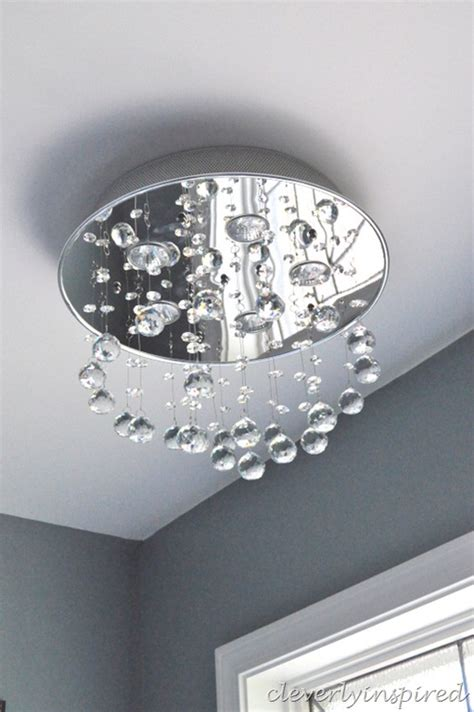 Replace Ceiling Light How To Replace A Recessed Light With A Ceiling Light