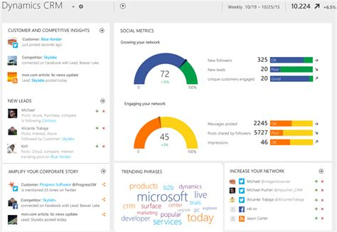 Microsoft Crm microsoft reinvents productivity with upcoming release of customer engagement solution asia