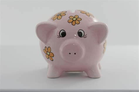 pig piggy bank pink pig piggy bank free stock photo domain pictures