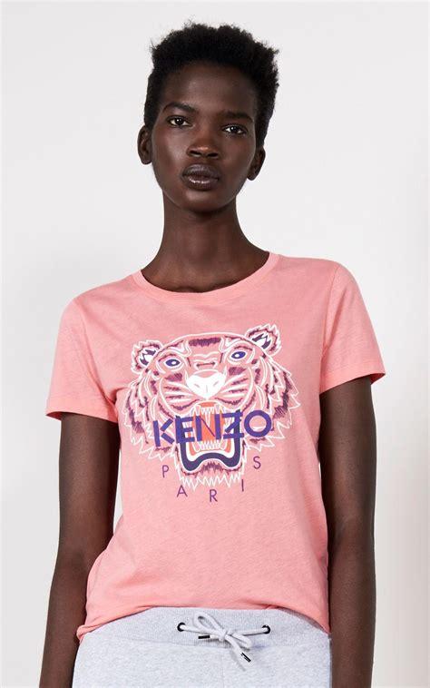 Kenzo Tunic Bd lyst kenzo tiger t shirt in pink