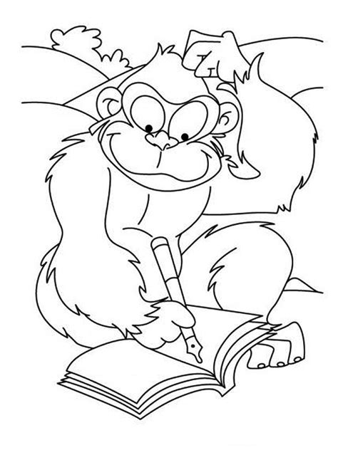 free coloring pages of funny cartoon pictures