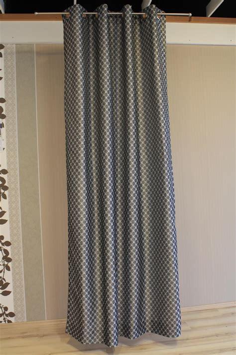 Vorhang Grau Muster by Joop Gardine Vorhang 214 Senschal Allover 010 Grau 140x250
