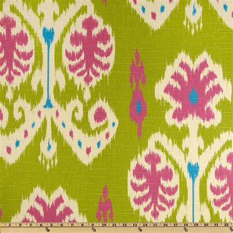 home accent home decor fabric discount designer fabric home accents caftan ikat kiwi green discount designer