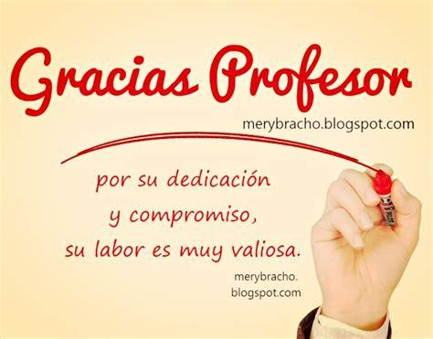 agradecimiento para maestra palabras de agradecimiento a una profesora o profesor por