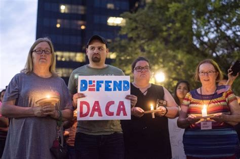 Daca Renewal Criminal Record Orders To Repeal Daca 20 000 Plus Indians In America Deportation