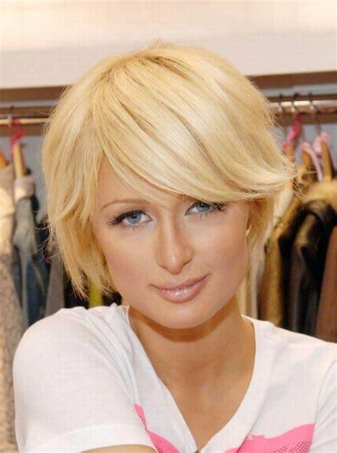 cute short hairdo ideas for heavy women short haircuts for overweight women