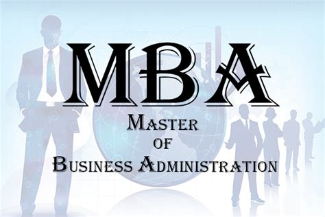 Master Of Business Administration Mba Healthcare Management by Master Of Business Administration Mba