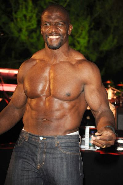terry crews email terry crews person giant bomb