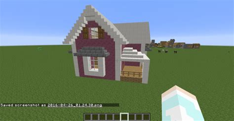 minecraft girl houses cute minecraft houses pictures to pin on pinterest pinsdaddy