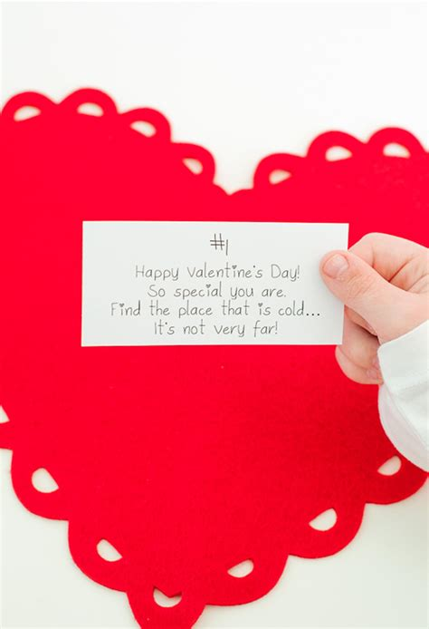 valentines day scavenger hunt clues scavenger hunt project nursery