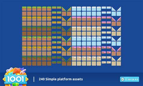 platform pack opengameartorg