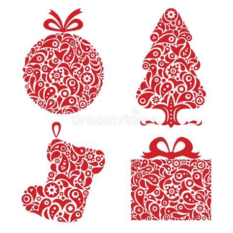 christmas tree text symbol ornamental symbols stock vector illustration of 26654938