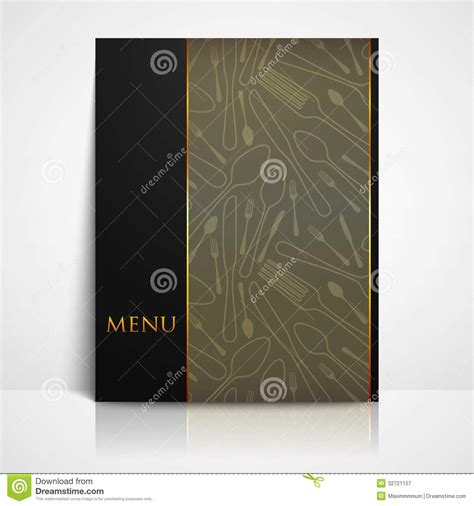 menu background template restaurant menu template royalty free stock photography