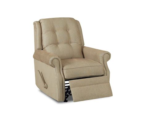 reclining swivel rocking chair transitional manual swivel rocking reclining chair with