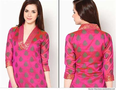 neck pattern of kurti cotton salwar kameez neck designs salwar neck pattern