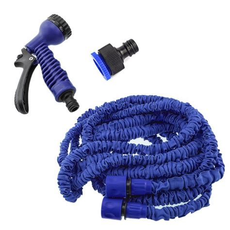 Selang Magic Hose 15 M magic hose selang air cuci mobil dan motor 15m 50ft elevenia