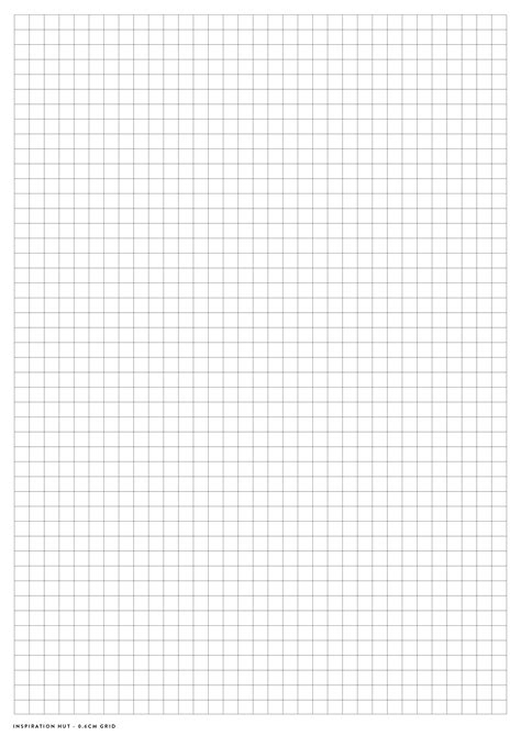 printable graph paper with 6 graphs printable graph grid paper pdf templates inspiration hut