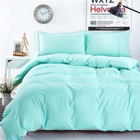 solid color bedding simple light blue all solid color bedding sets striped bed