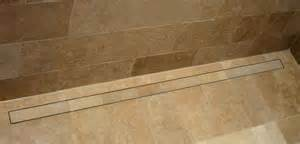 shower waterproofing and linear drains mhs works