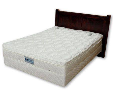 sleep number bed pillow top sleep number qn 5000pt bed byselectcomfort w pillowtop and