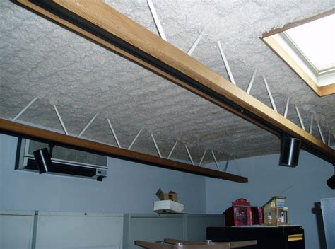 Acoustic Ceiling Insulation by Acoustic Insulation Gallery Econo Therm Insulation Company