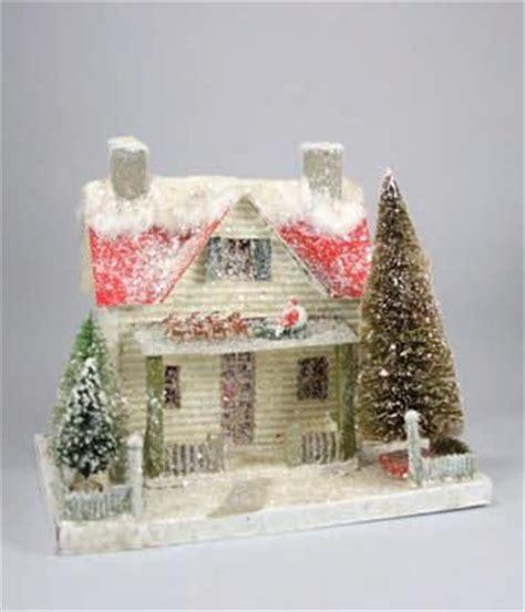putz houses 680 curated christmas dollhouses ideas by joraines1700 christmas trees miniature