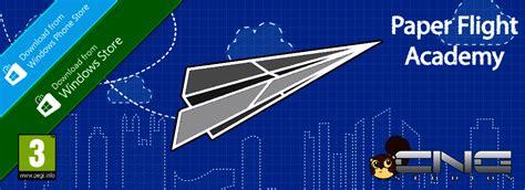 Paper Flight - paper flight academy cng studios