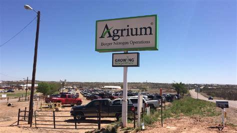 47 Abc Gas Giveaway - expansion at fertilizer plant in borger providing economic boost kvii