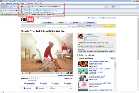download youtube helper video downloadhelper download
