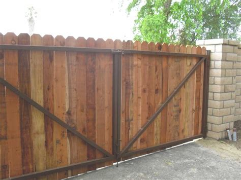 project ideas ideas for driveway gates 3 extremely