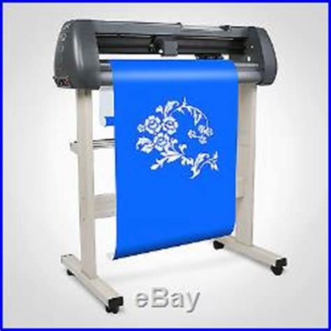 28 vinyl cutter sign cutting plotter withartcut software