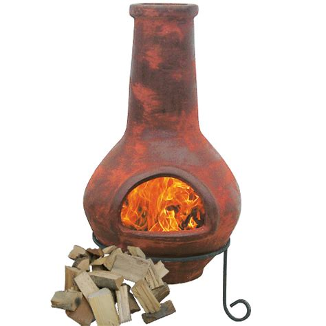 Chiminea Ceramic by Chiminea Wood 7 1 2 Cuts Of Usda Bundle Of Warmth
