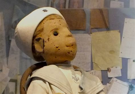 haunted doll robert robert the doll the haunted doll of key west