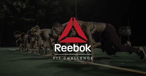 reebok crossfit challenge reebok fit challenge