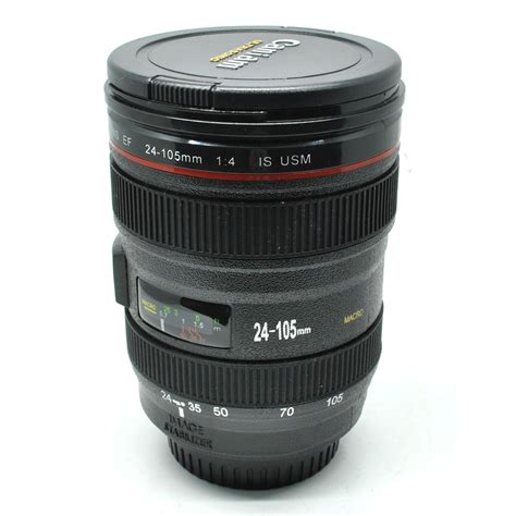 gelas minum bentuk lensa kamera black jakartanotebook